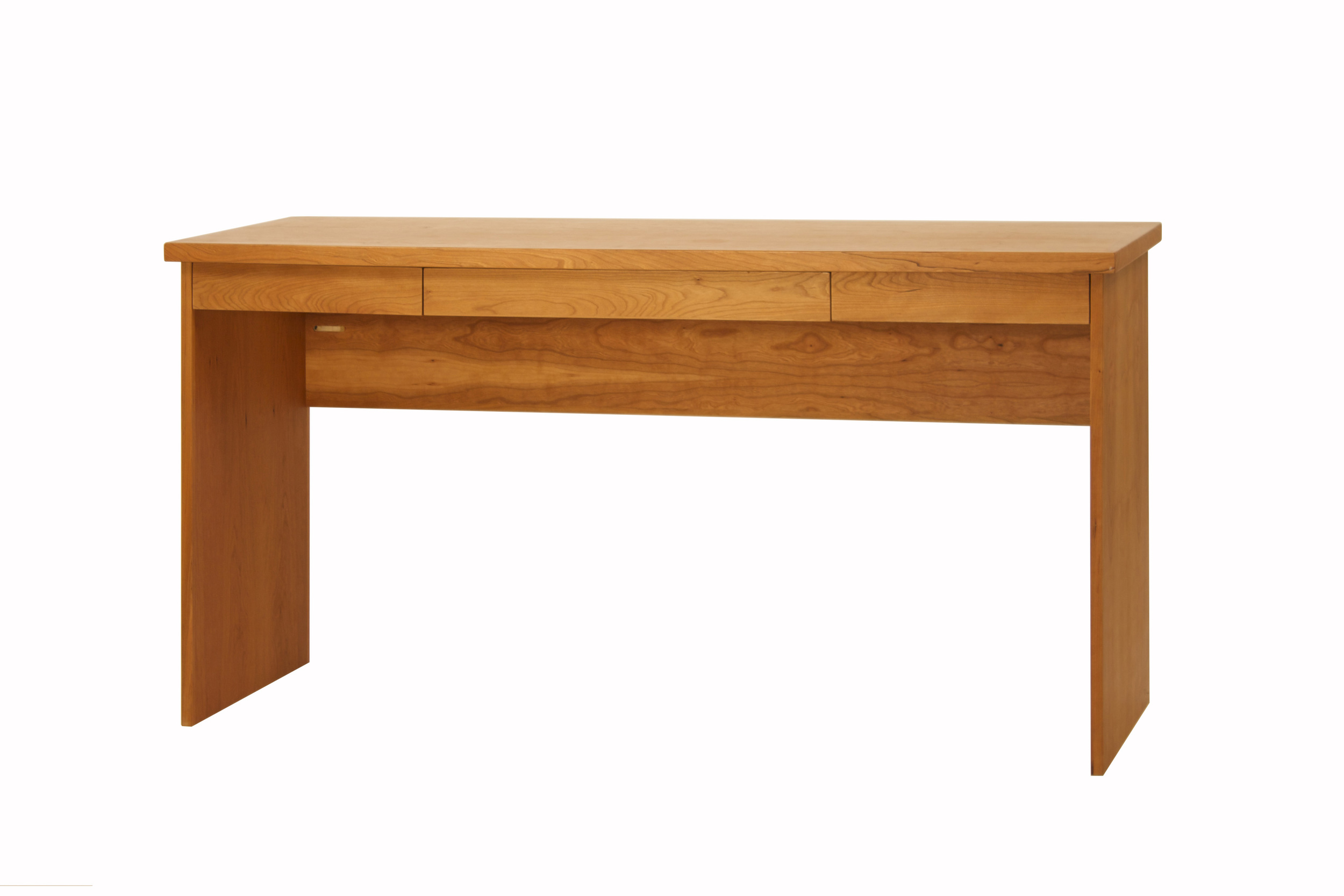 Linear Desk in Cherry