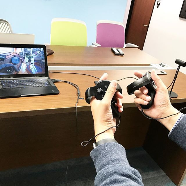 oculus touch is amazing