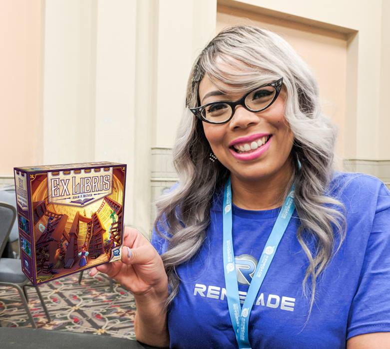 """""""I value efficiency in my life and these new Miniature games fit perfectly!"""" comments Mandi from To Die For Games."""