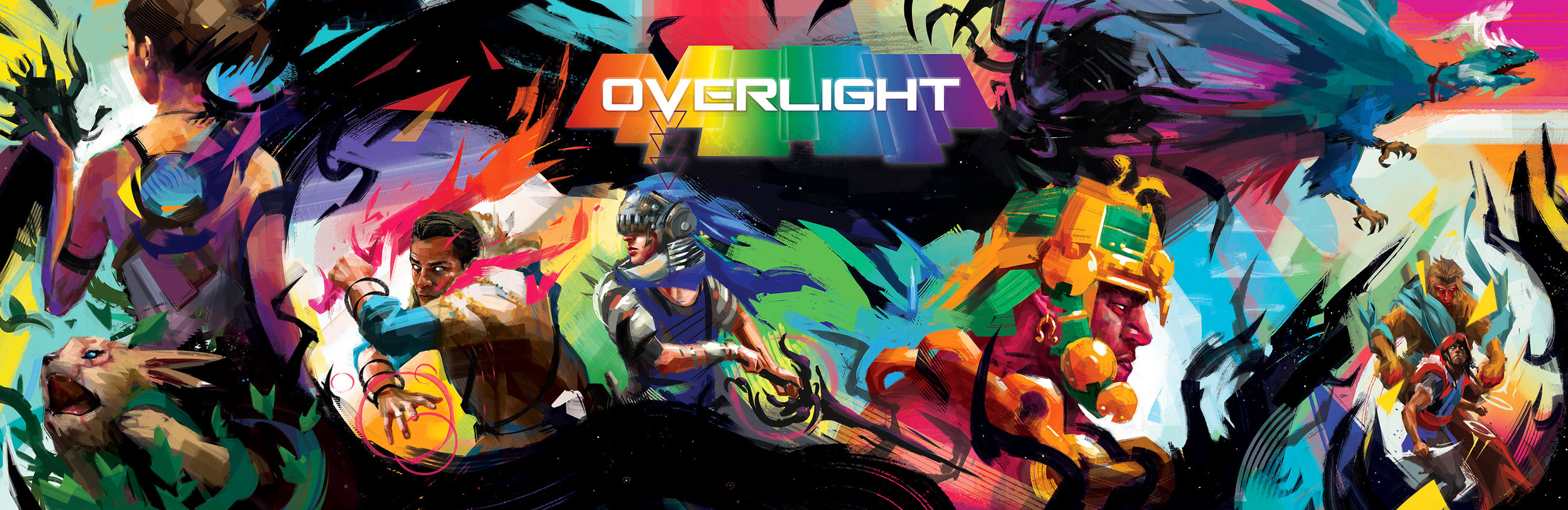 Overlight- GM Screen — Renegade Game Studios