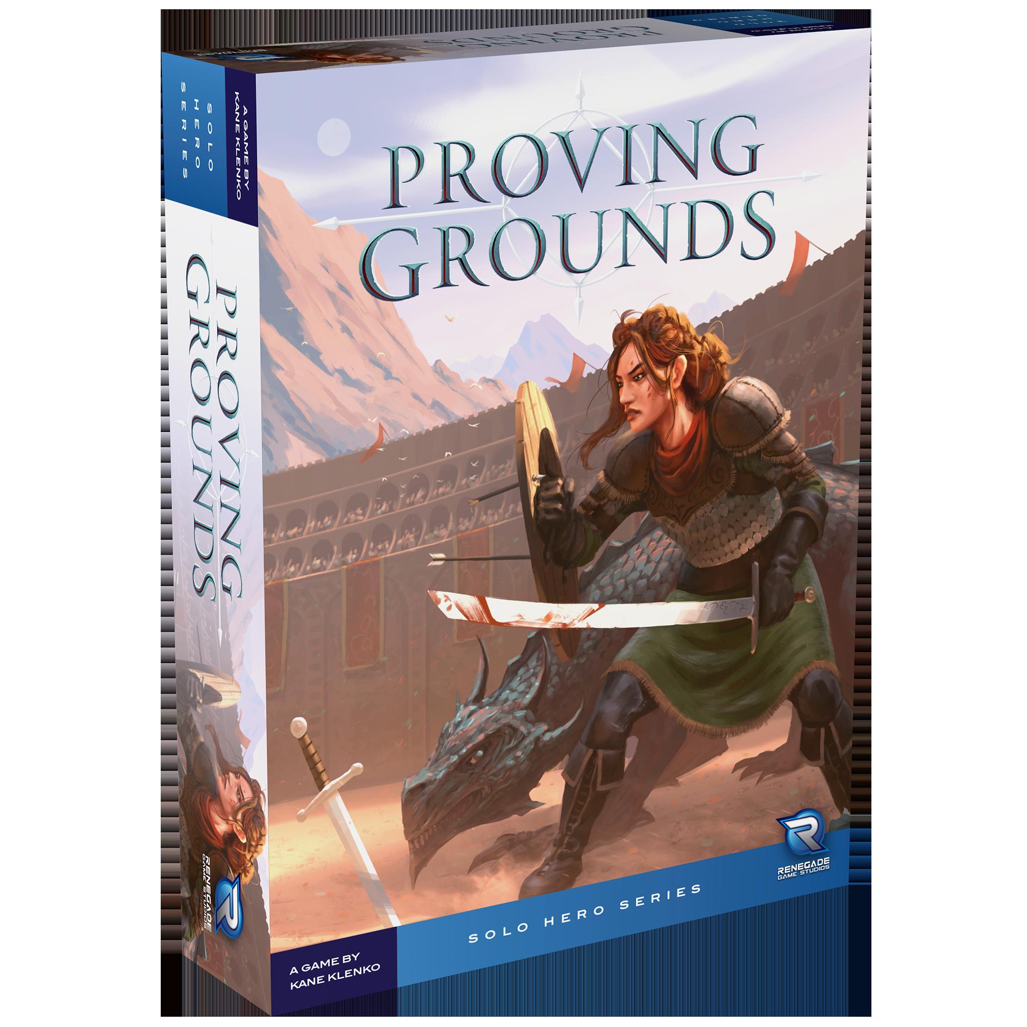 Proving Grounds — Renegade Game Studios