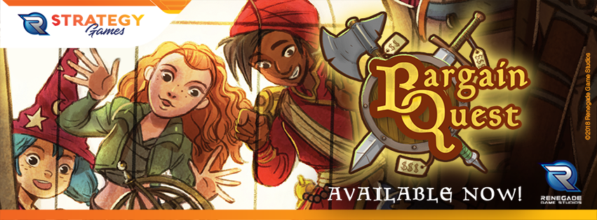 Bargain Quest - Now Available!