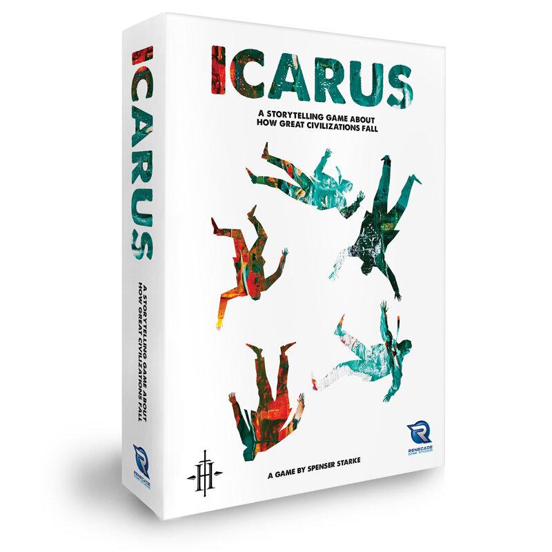 Icarus by Spenser Starke