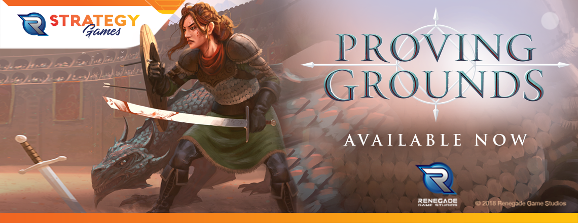 Proving Grounds Available Now!
