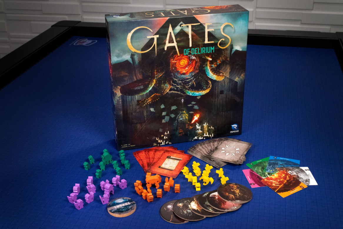 Gates of Delirium - Click to Enter the Giveaway!