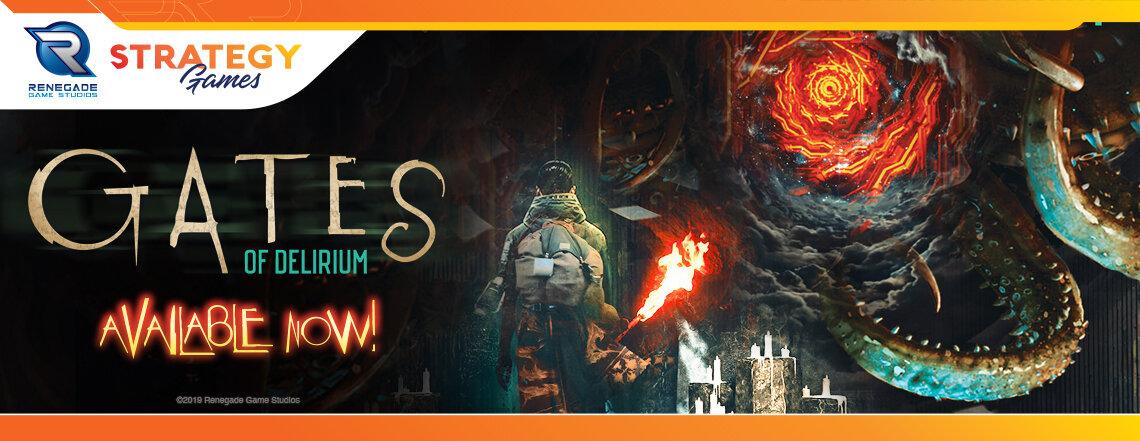 Gates of Delirium - Available Now!
