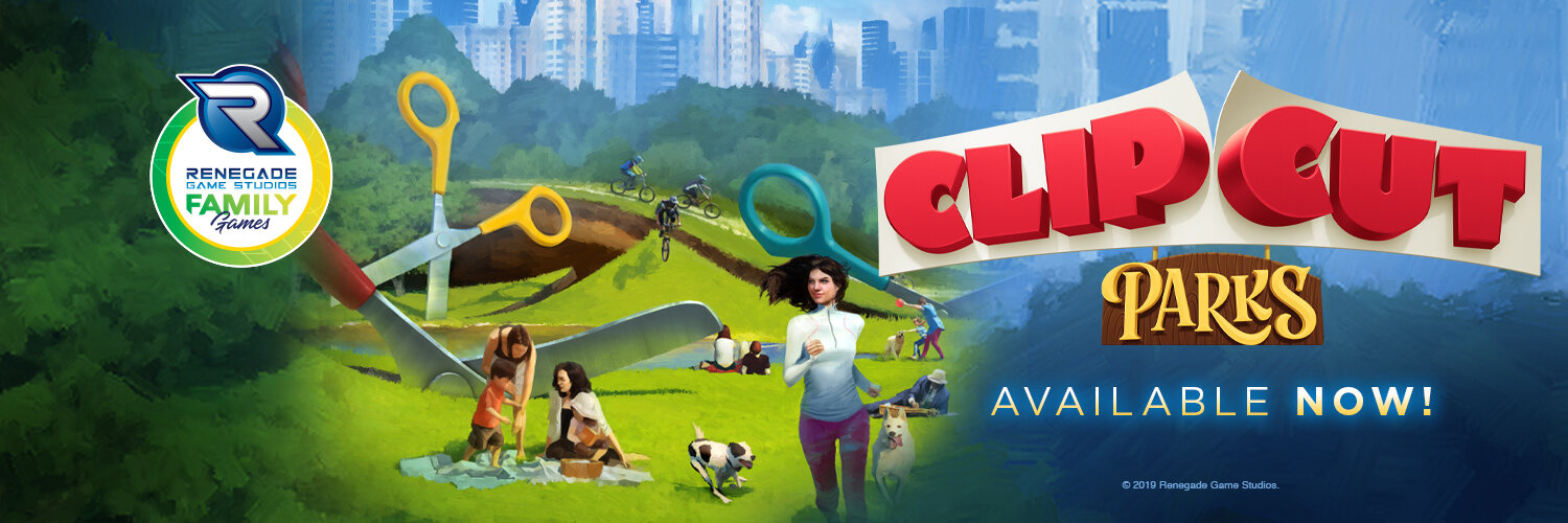 ClipCut Parks Available Now