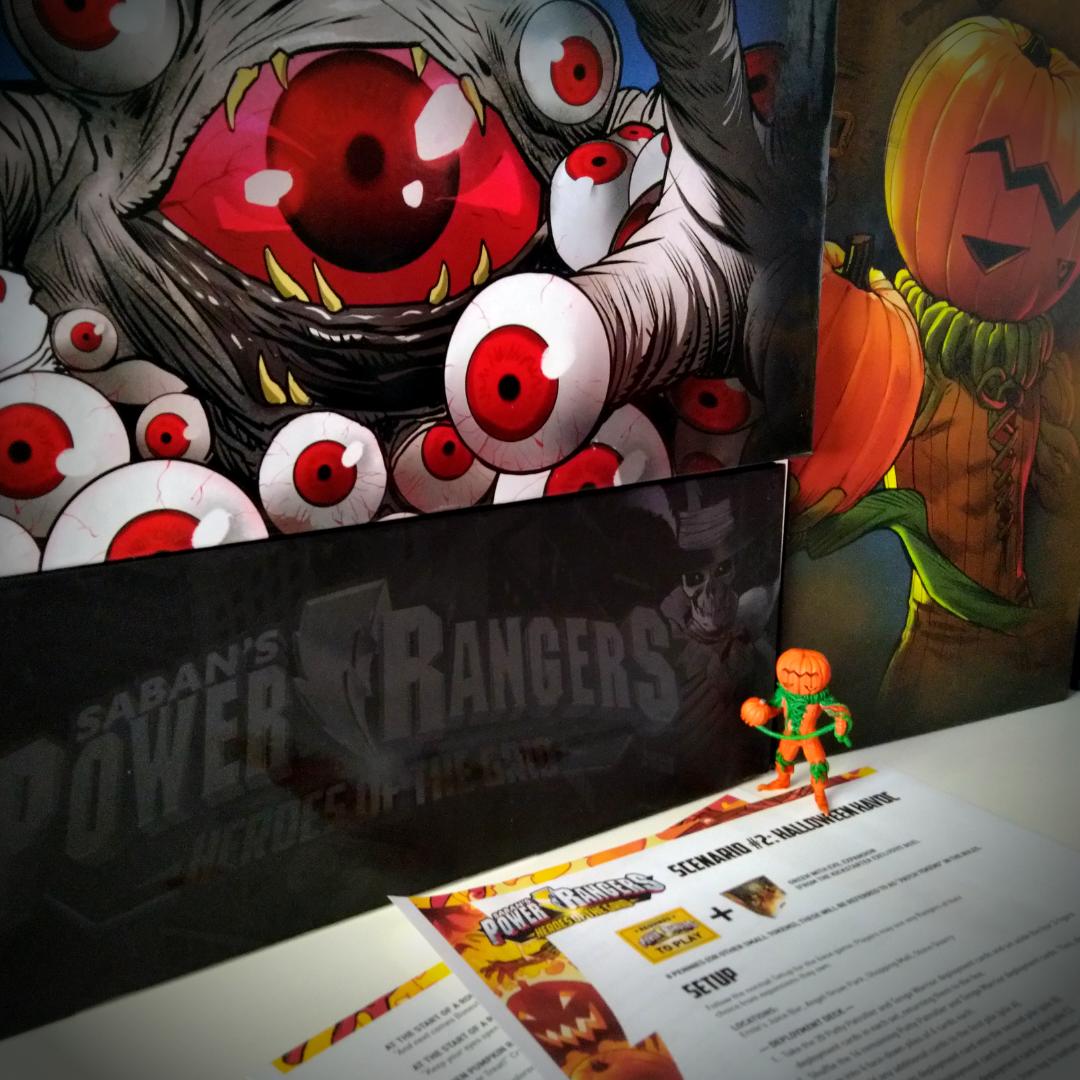 Pumpkin Rapper and the Halloween Havoc Scenario - Click to learn more about this scenario