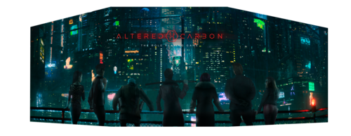 Altered Carbon GM's Screen (Click to Enlarge)
