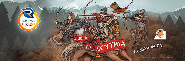 Raiders of Scythia - Coming Soon!