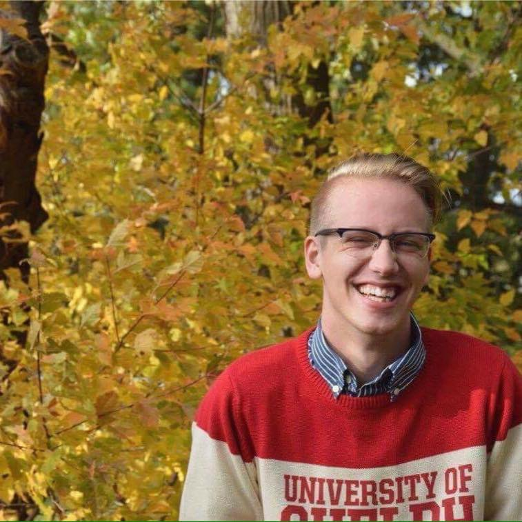 Nolan wadsworth - Nolan Wadsworth is a Third Year International Development Student at the University of Guelph, and the co-founder of The Bard's College. He is an avid writer, traveller and dungeon master. Nolan has been fascinated with the powers of collaborative storytelling ever since he discovered roleplaying games. For him, sitting around a table with friends in a far-off realm of Beholders and Wizards, provides every person with an opportunity to examine themselves through the threads of the stories they weave together.