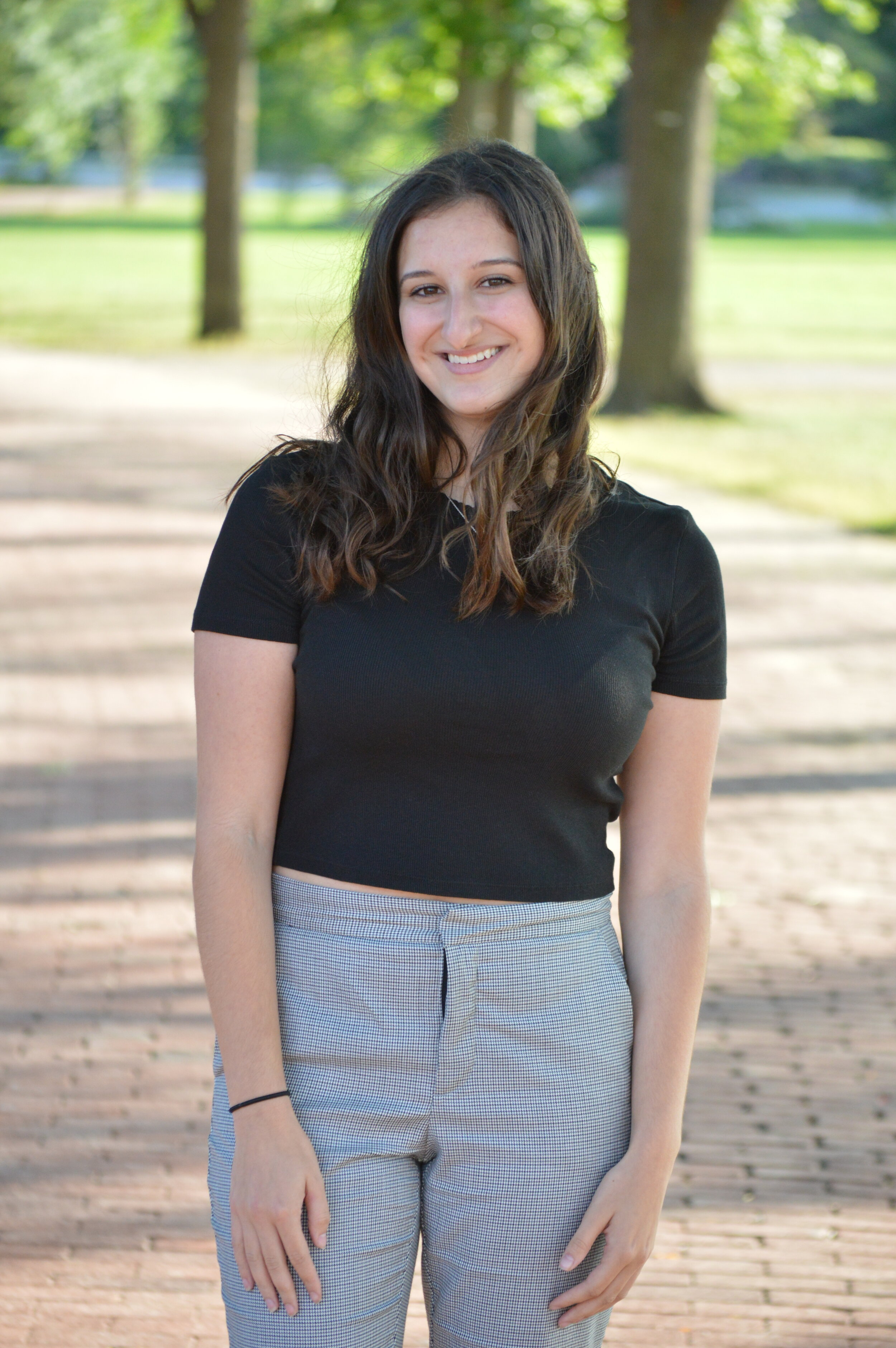 """Finance lead - Name: Ashley RaudanskisProgram: 3rd Year Biomedical Sciences, Minoring in Neuroscience3 favourite things: Friends and Family, Candles, VacationsFavourite TED Talk: """"We Should All Be Feminists"""" by Chimamanda Ngozi Adichie"""