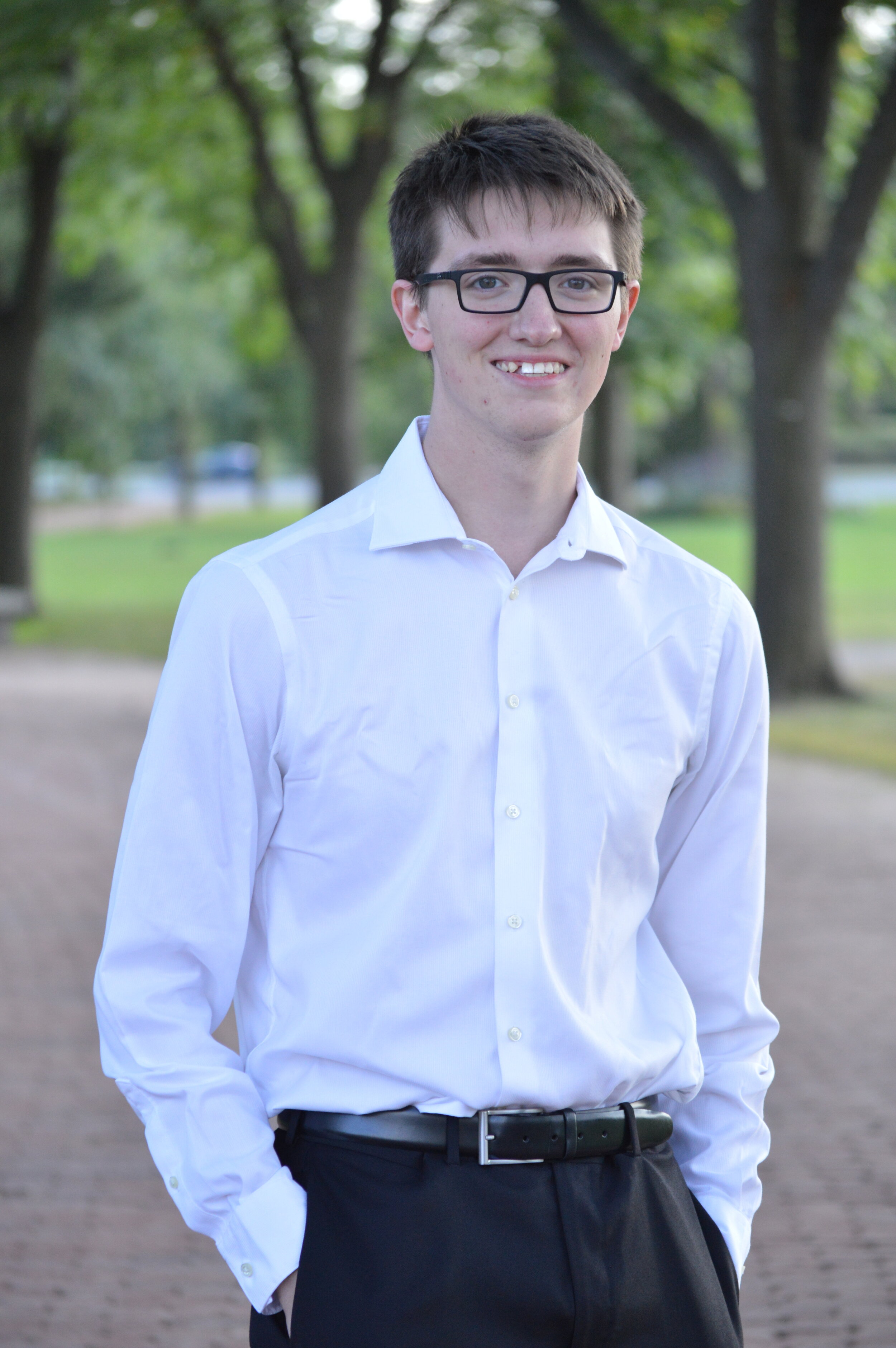 """Finance coordinator - Name: Zachary PalmerProgram: 2nd Year Accounting3 favourite things: Travelling, Long walks on the Beach, Hanging out with Friends and FamilyFavourite TED Talk: """"How to Make Stress Your Friend"""" by Kelly McGonigal"""