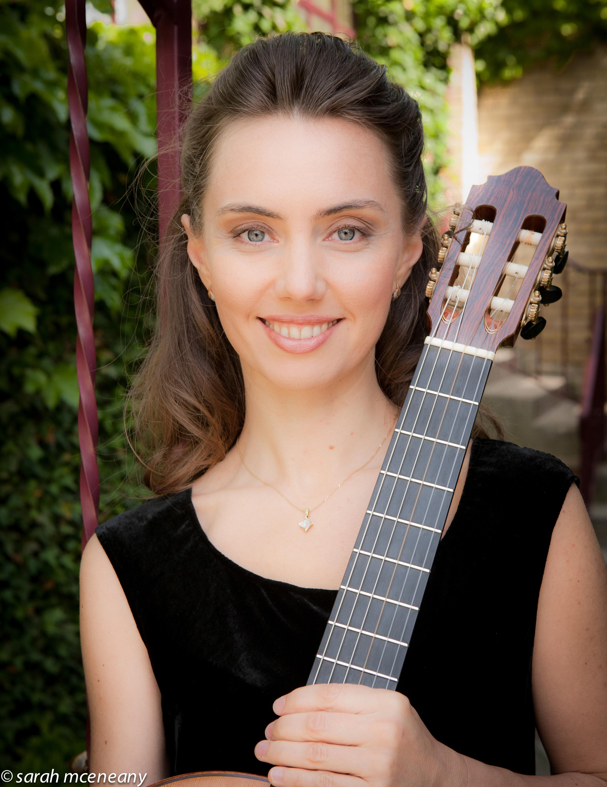 Elina Chekan