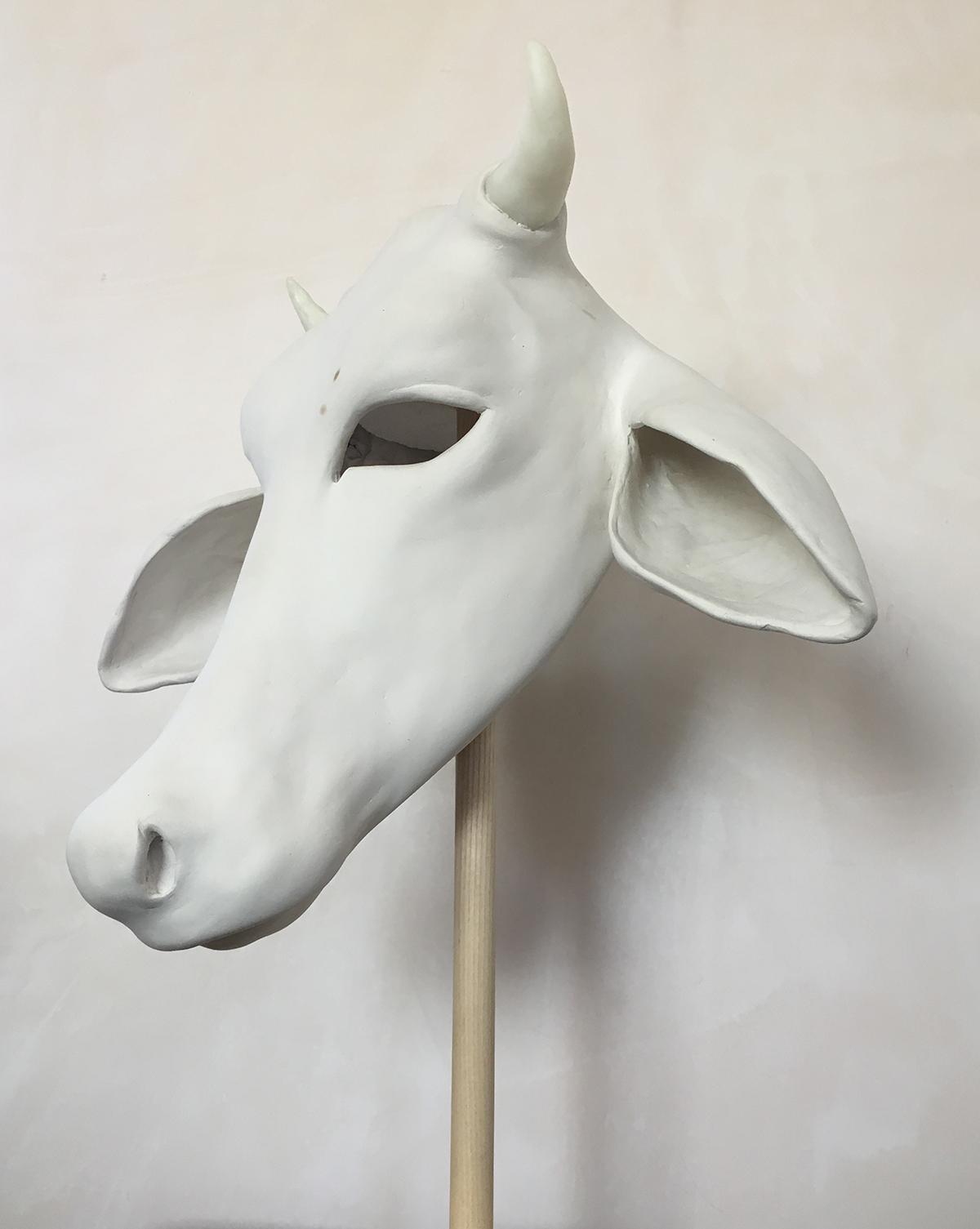 Brahman Cow , 2012
