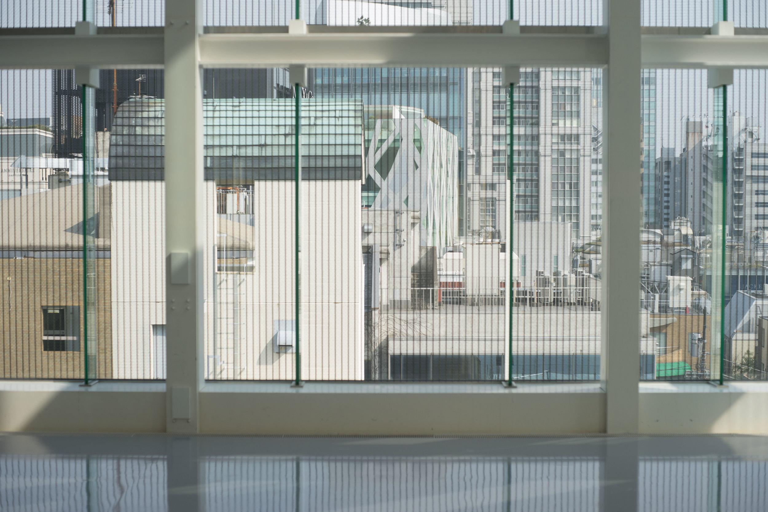Espace Louis Vuitton Tokyo, local guide