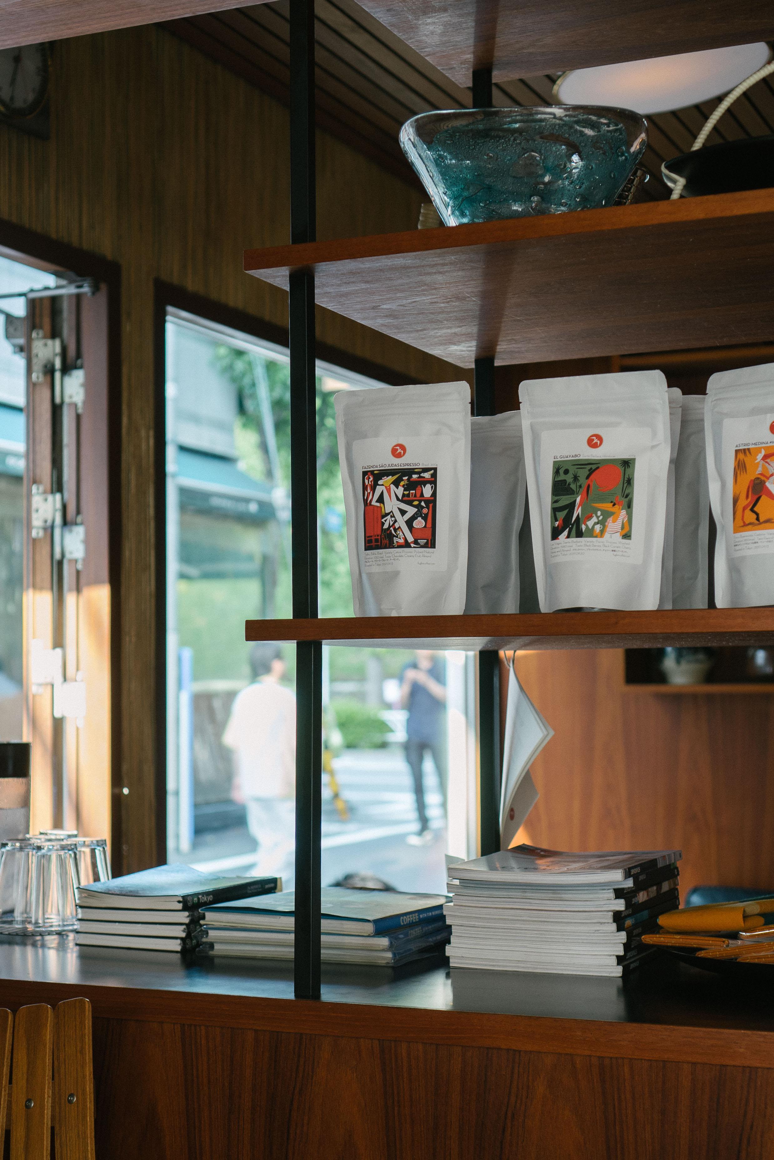 Fuglen coffee Tokyo, Japan - local guide