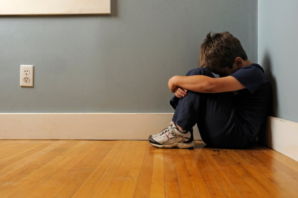 Many boys, too, are sexually abused. Most don't feel comfortable speaking up about it