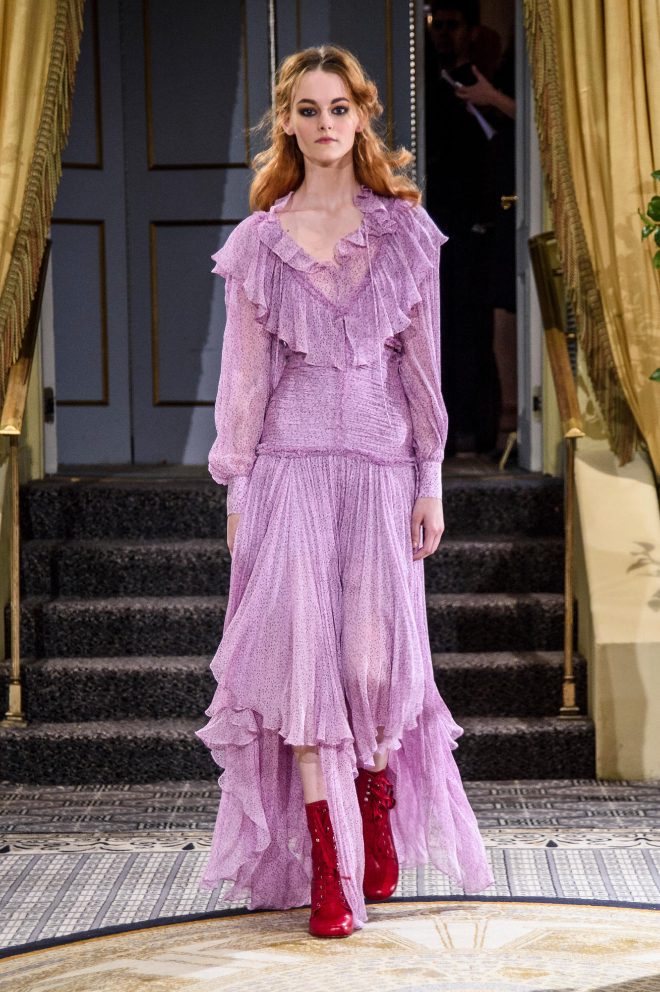 Cinq a Sept- millennial pink lavender