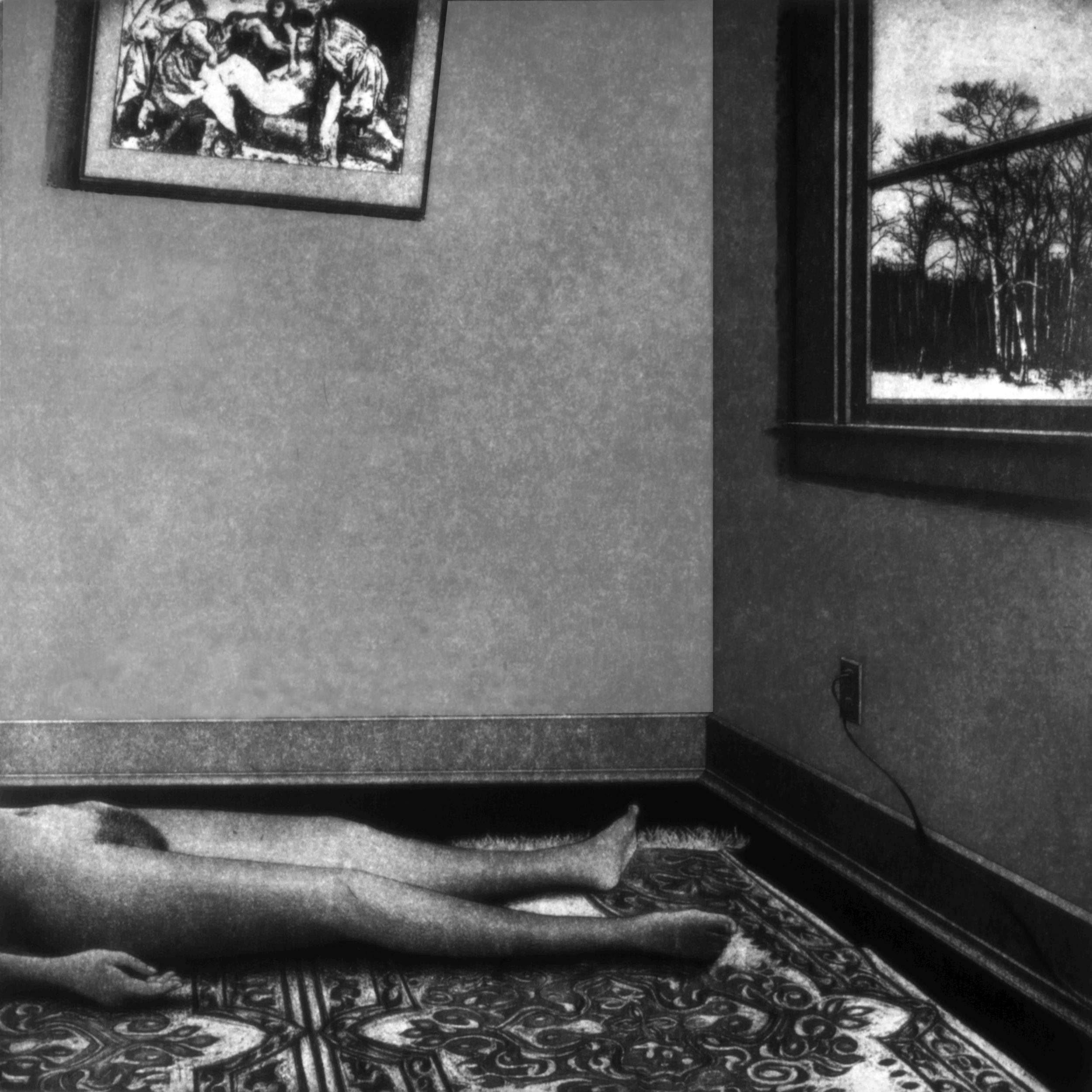 """Mystery,1980,Intaglio,14 x 14"""""""