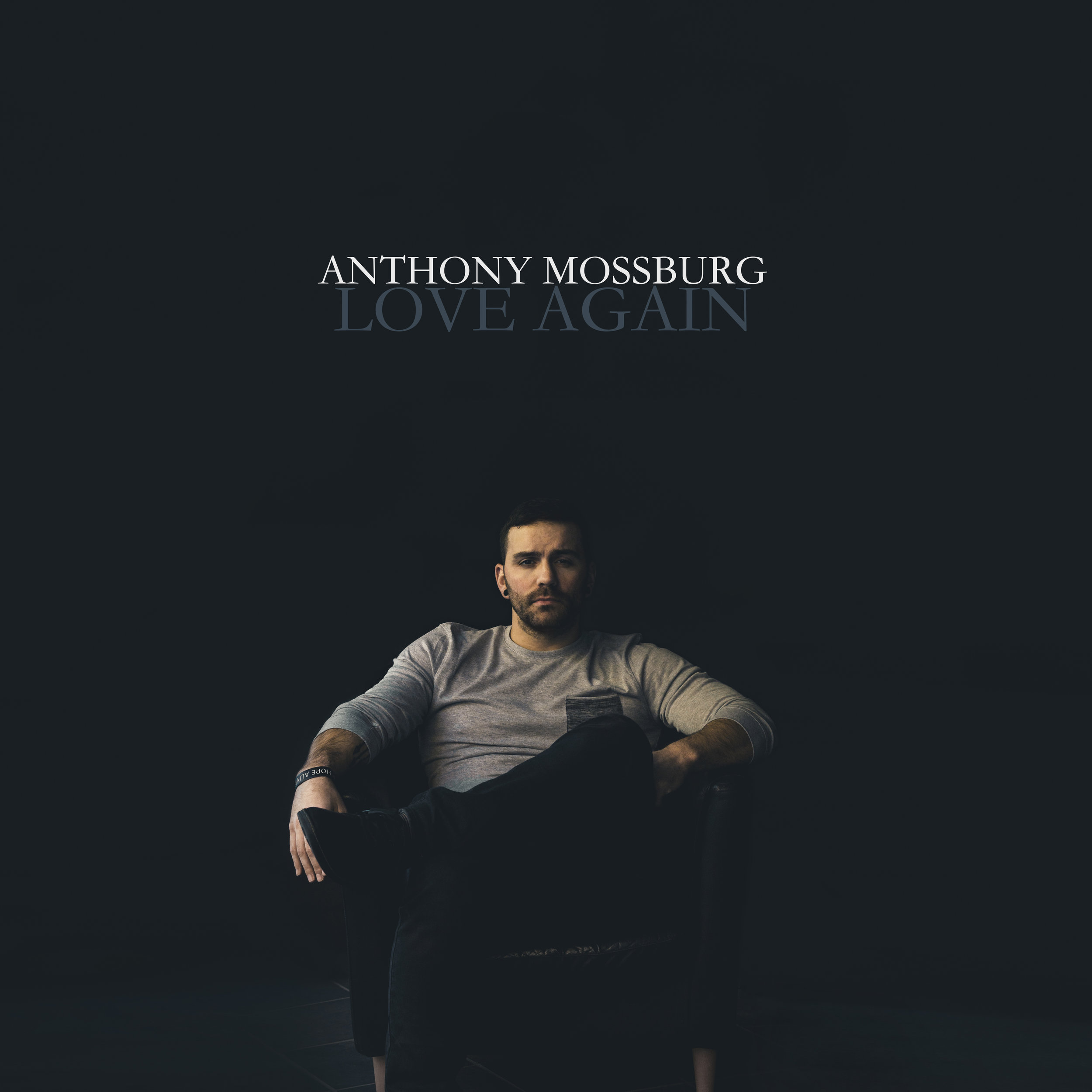 Single - Love Again 2018  Anthony Mossburg  CLICK TO BUY ON ITUNES