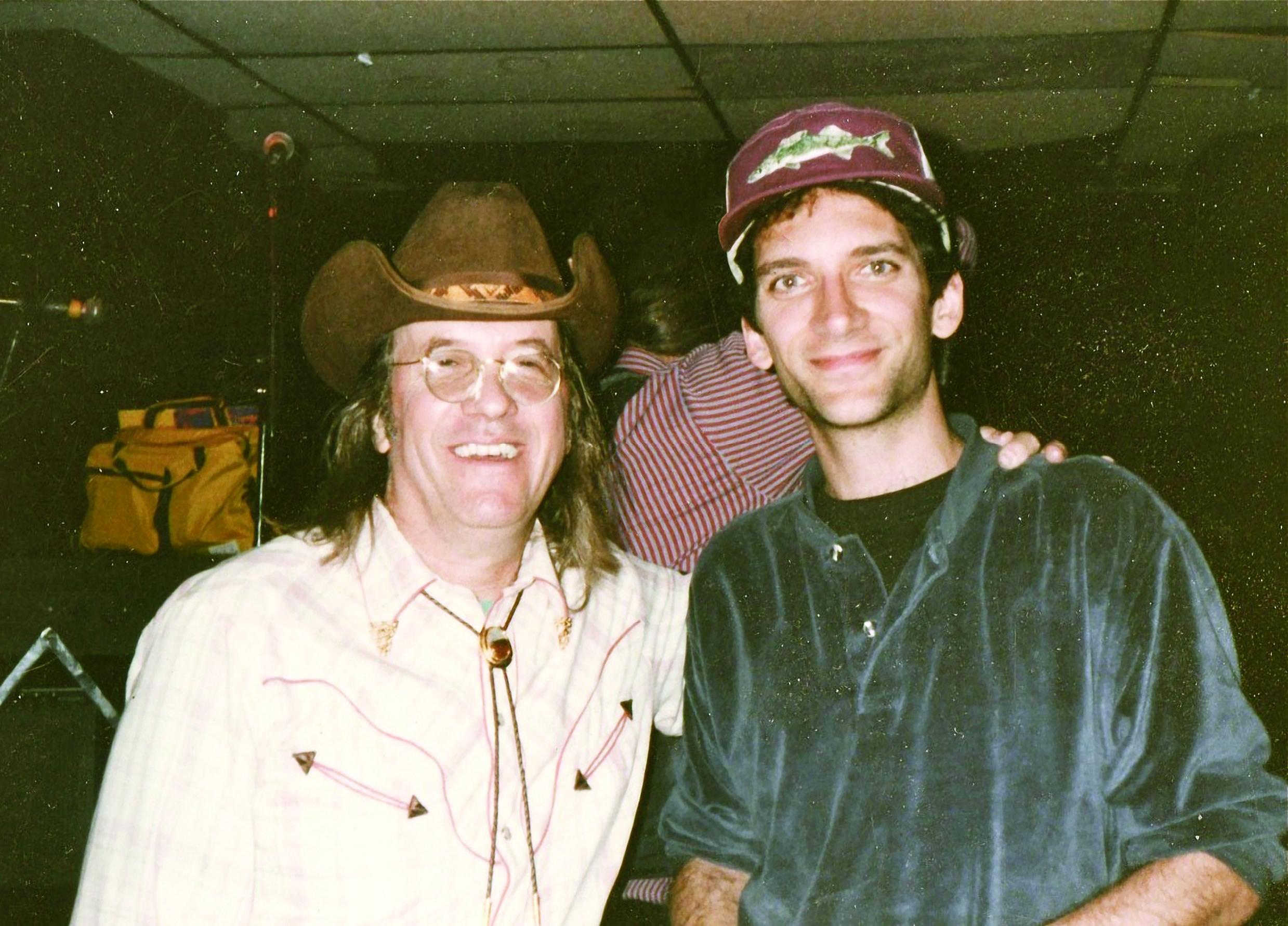Ben Vaughn and Doug Sahm