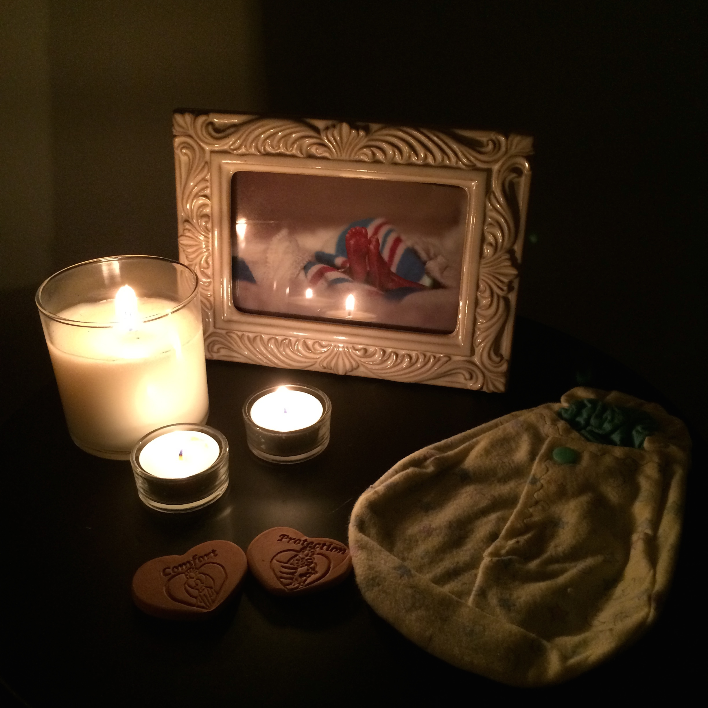 Wave of Light October 2014--during Pregnancy and Infant Loss Awareness Month