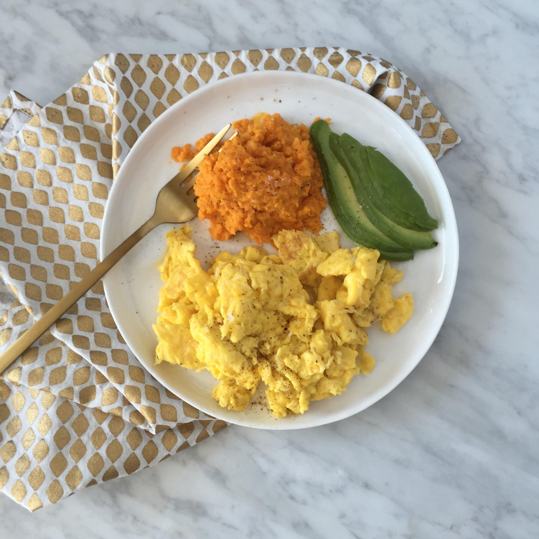 Scrambled Eggs with Smashed Sweet Potato.jpg