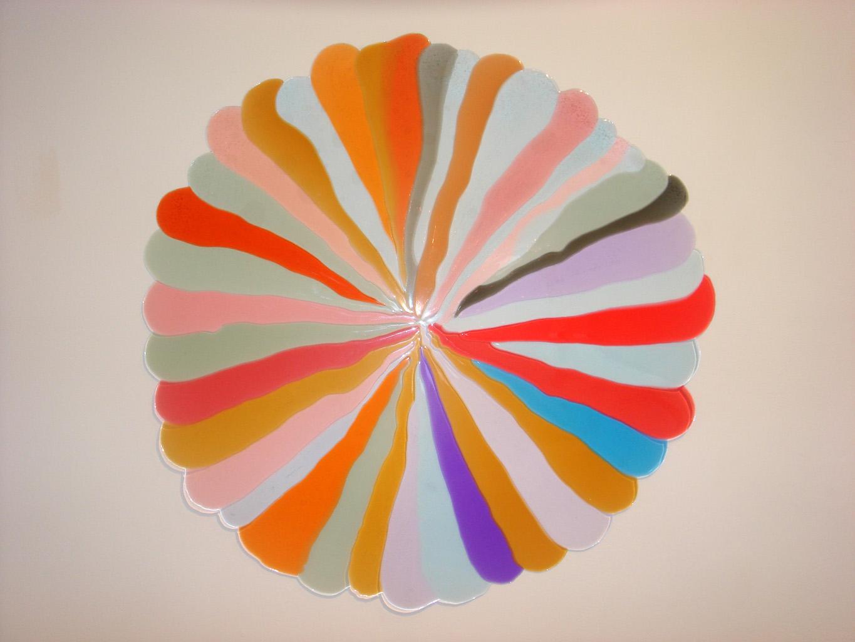 "Circle Strata, 36"" diameter"