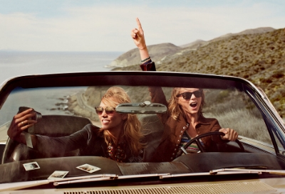 (8) Be with Your Bestie - image via  Vogue