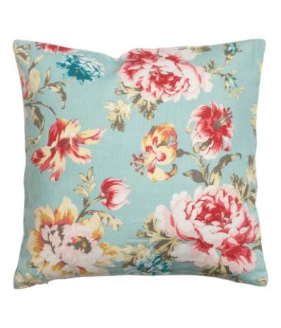 Linen Pillow Cover ($10!) via H&M Home