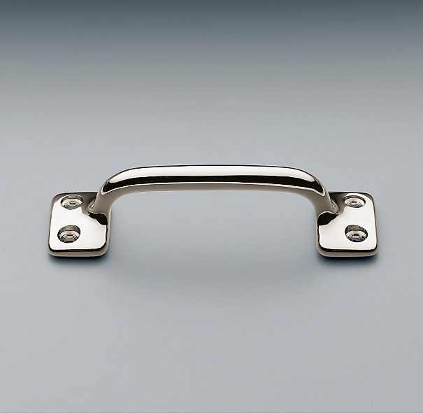 Classic Polished Nickel Cabinet Hardware