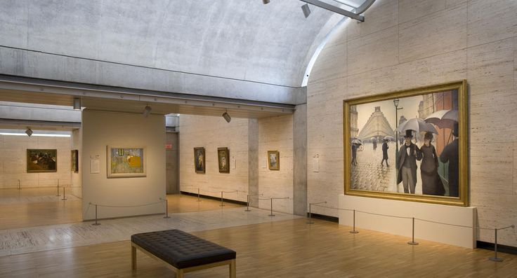 :: the art institute of chicago - features a huge impressionist and post-impressionist collection ::