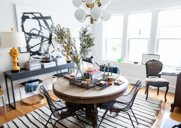 :: this home tour of a  Jayson Home  buyer via  CHICago Life Blog  ::