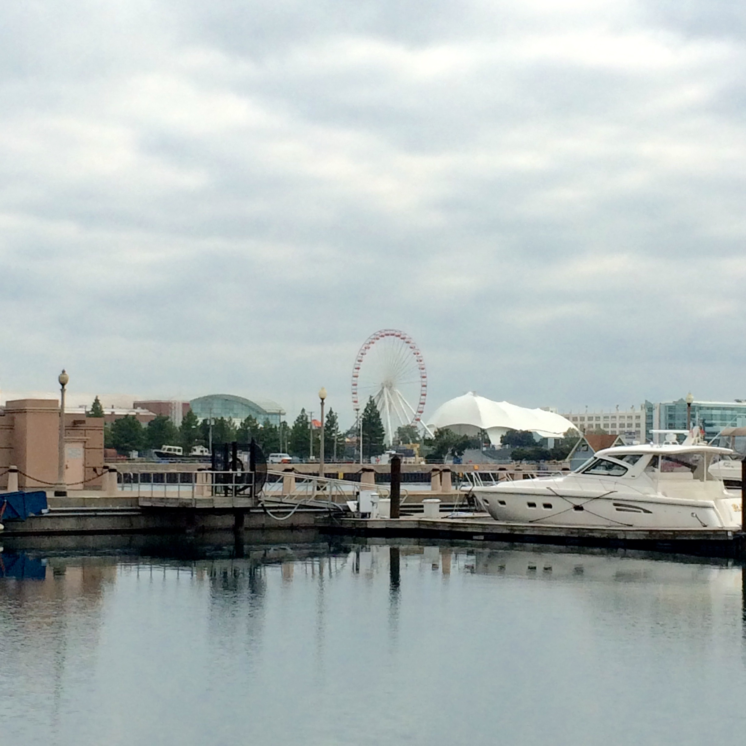 :: navy pier, lakefront trail, chicago ::