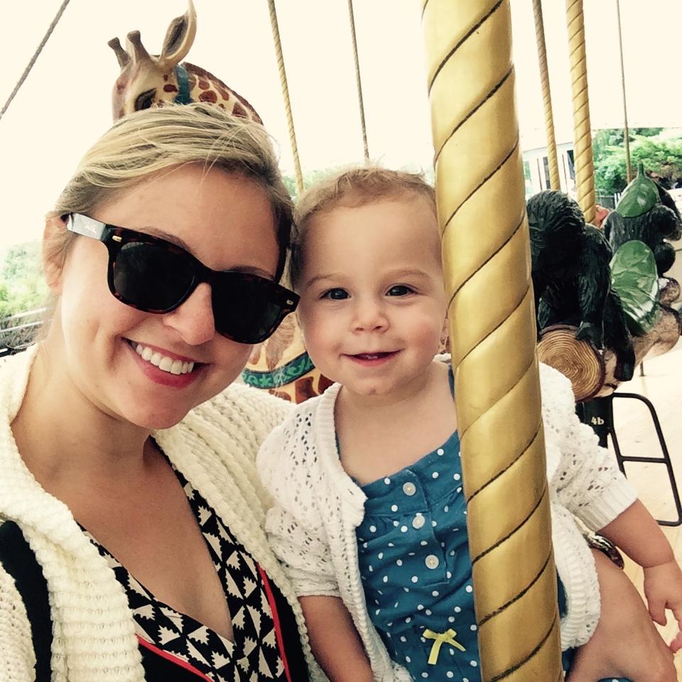 :: on the lincoln park zoo carousel (pre meltdown)