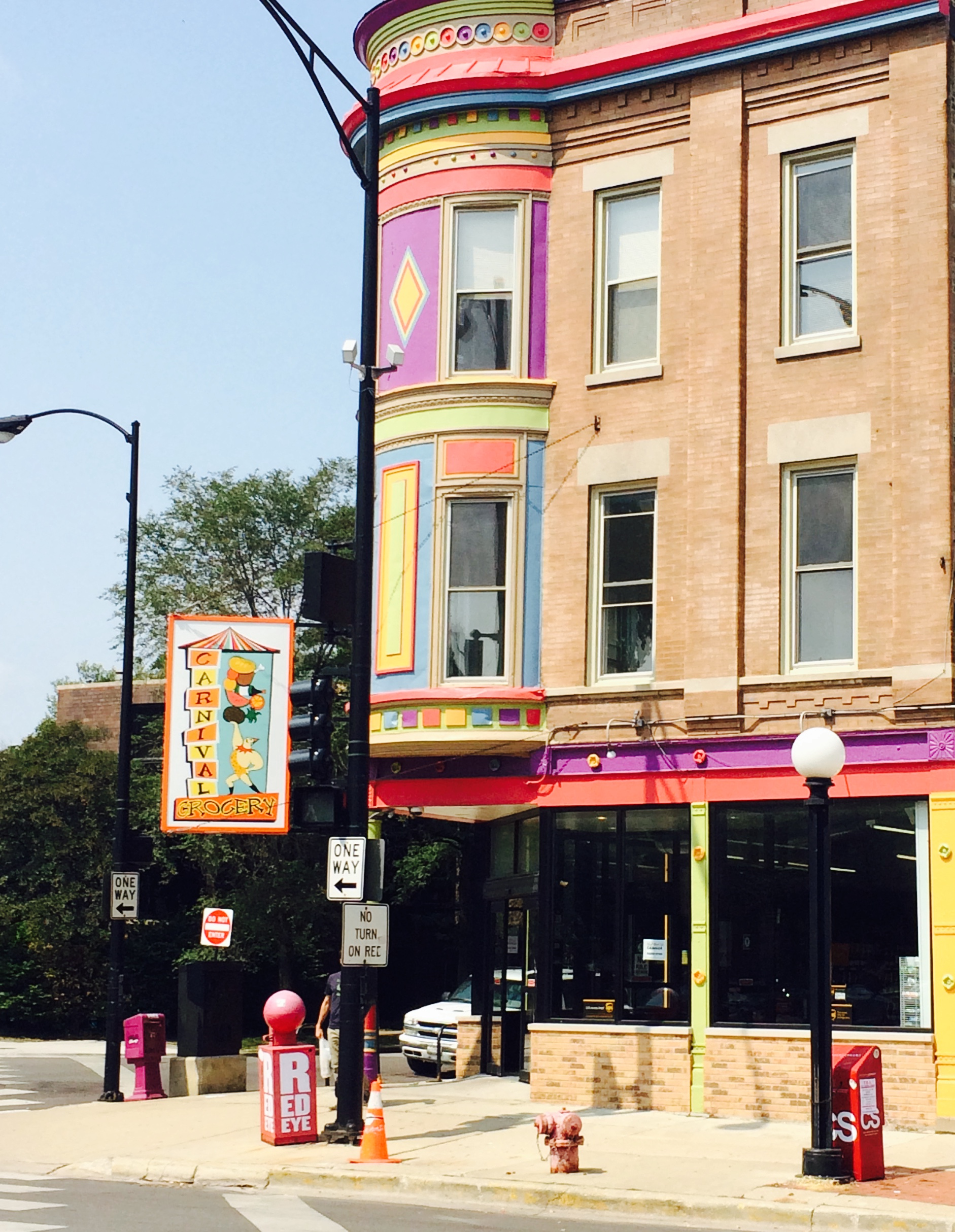 :: carnival grocery, lincoln park, chicago ::