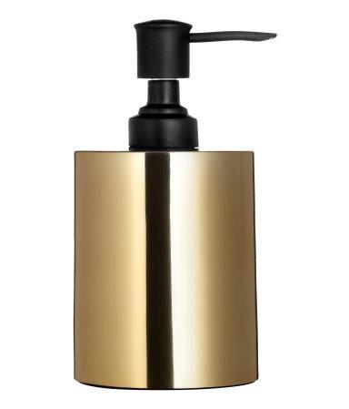 Metal Soap Dispenser  $9.95