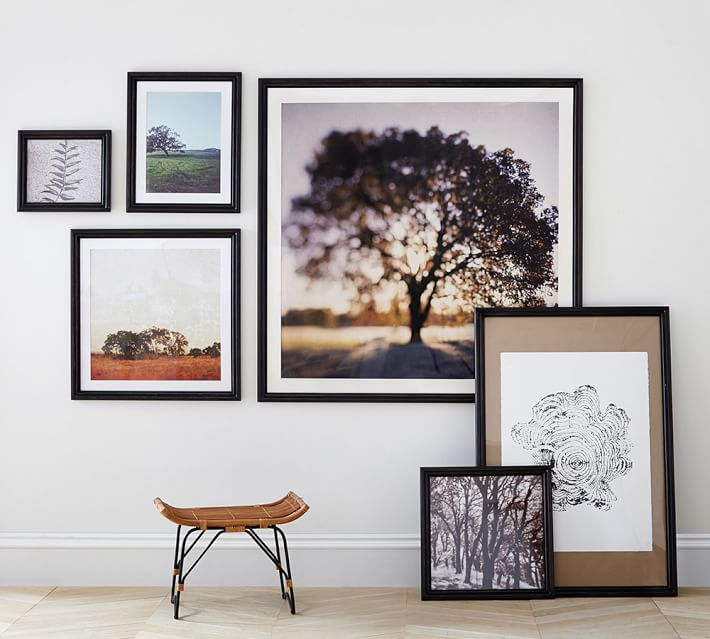 Ridge Distressed Gallery Frames from Pottery Barn