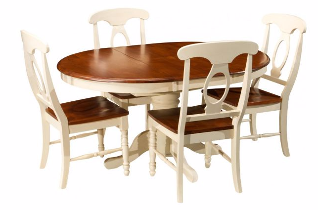 Kenton 5 Piece Dining Set  for Breakfast Nook