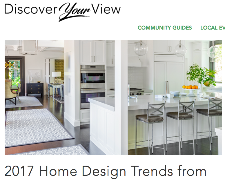 McGuire Real Estate - 2017 Home Trends