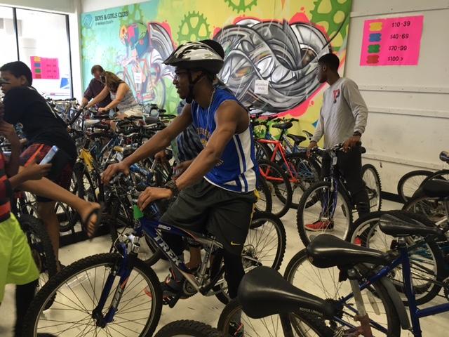Owen and Bike Exchange.JPG