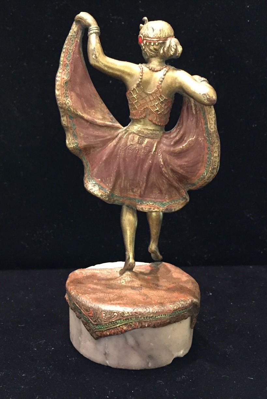 Oriental Dancer by Franz Xavier Bergman (4).JPG