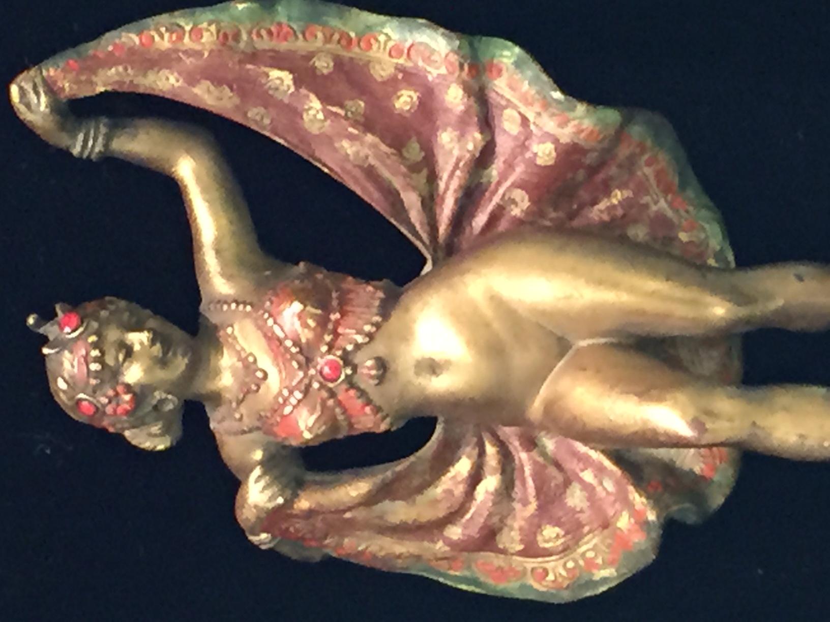 Oriental Dancer by Franz Xavier Bergman (5).JPG