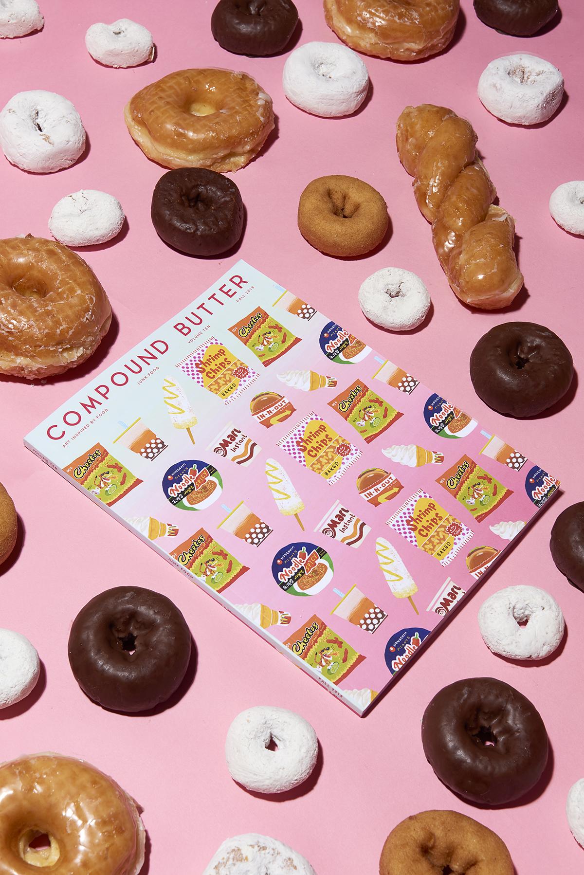 Compund Butter - Junk Food - Donuts 2.jpg