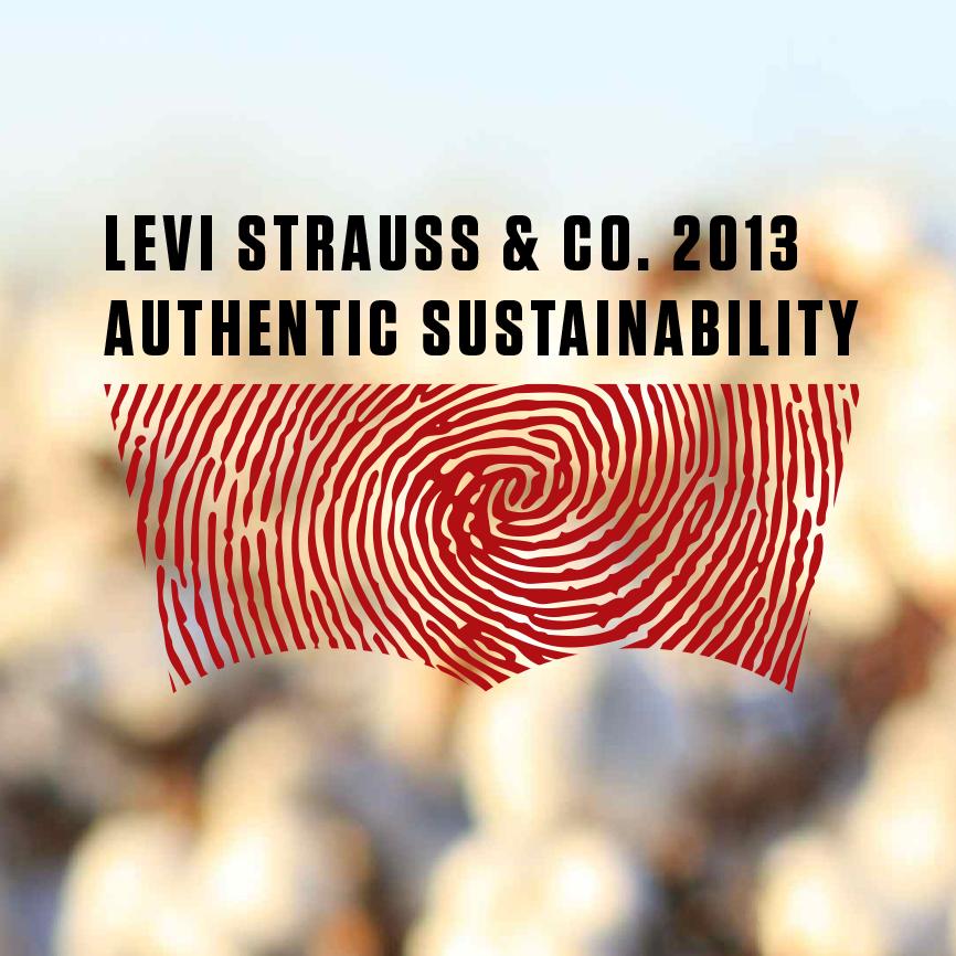 LEVI'S AUTHENTIC SUSTAINABILITY