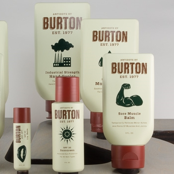 Burton Antidote Skincare