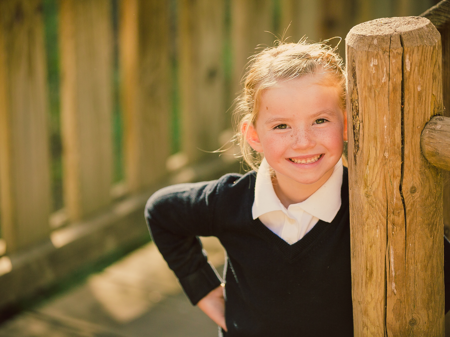 First Grade Portrait Session, Solvang CA / Santa Ynez Valley Christian Academy