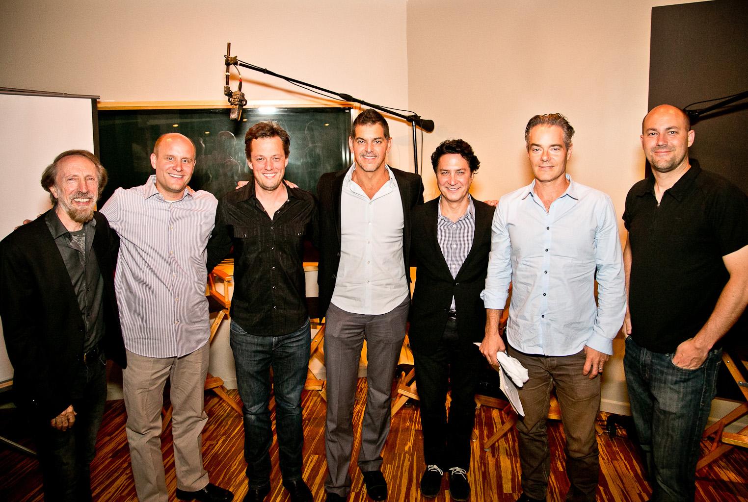 Charles Bernstein, Maestro Steven Allen Fox, Nathan Barr, Don Mancini, Joseph LoDuca, Marco Beltrami and Music Director, Victor Pesavento