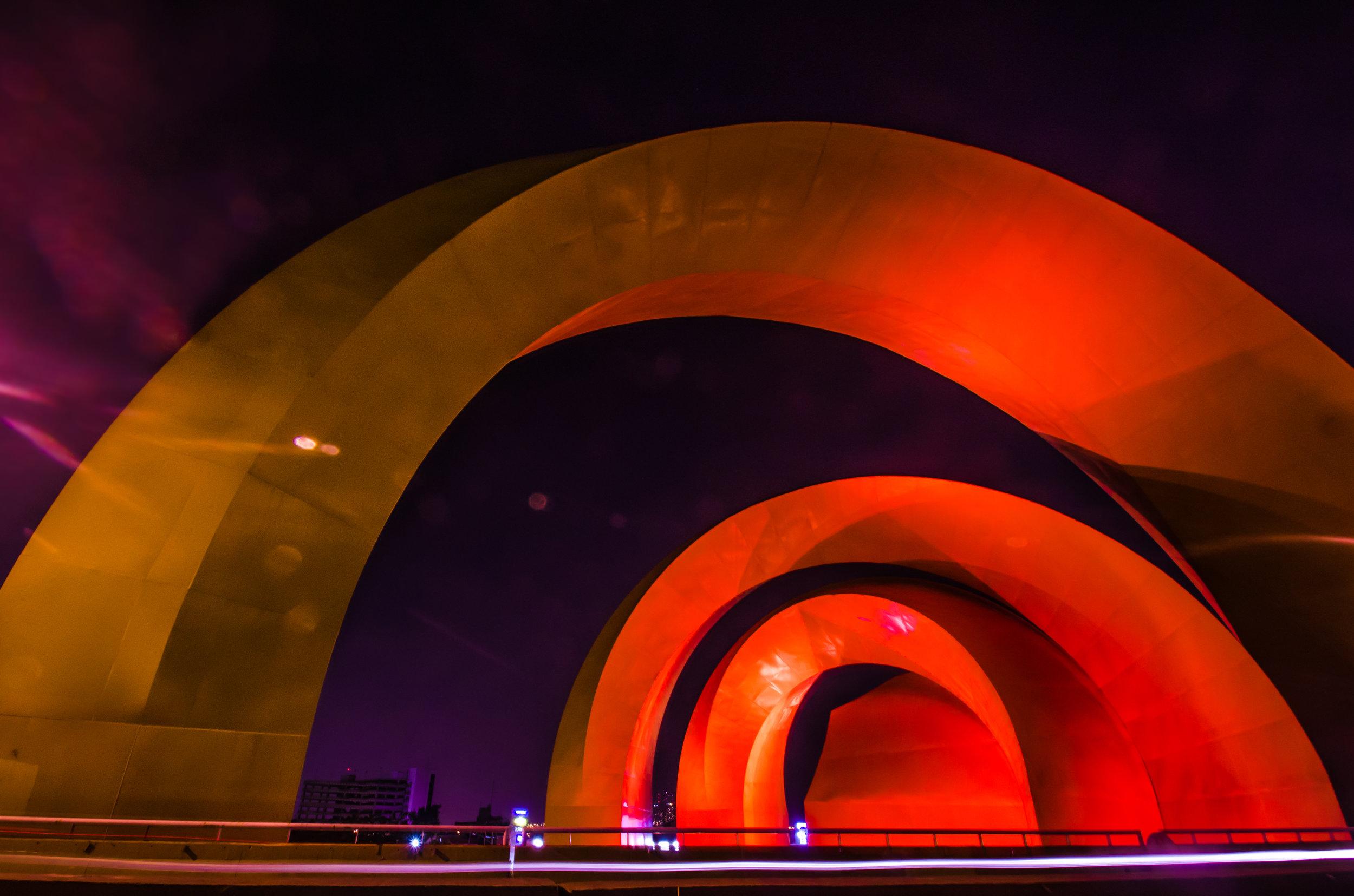 Arcos del milenio